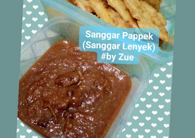 Sanggar Pappek (Sanggar Lenyek) + Sambal Belacan Tomato
