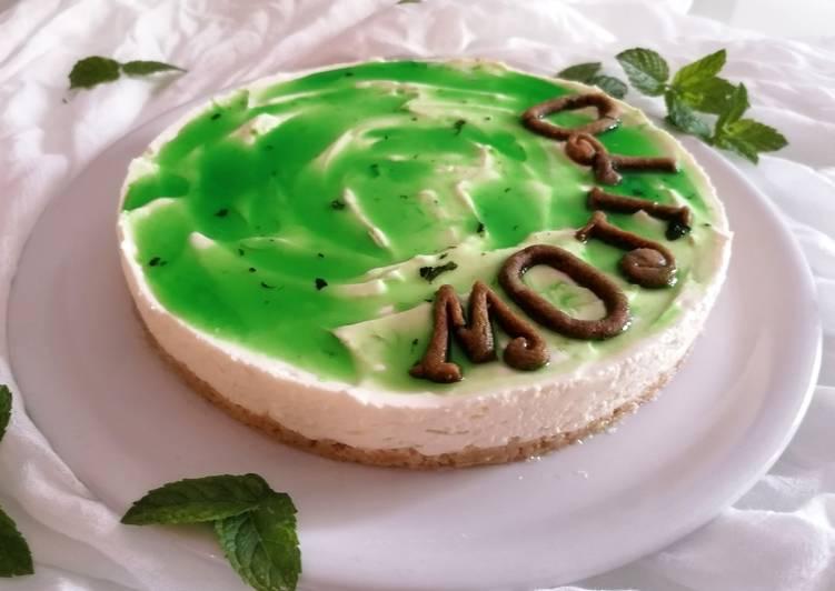 Ricetta Cheesecake Mojito