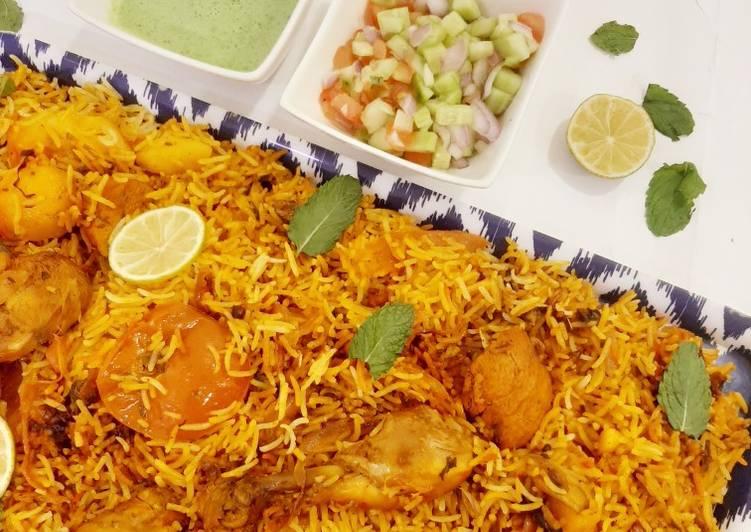 Recipe of Most Popular Chicken Tahiri