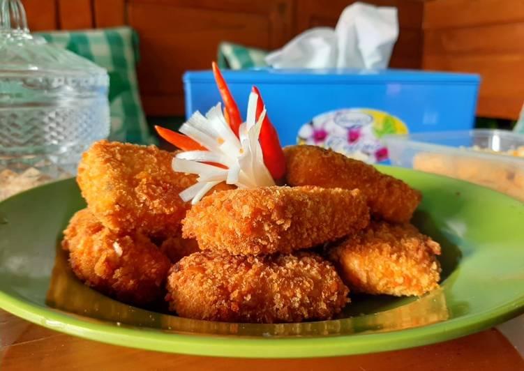 Nugget TAS (Tempe Ayam Sayur)