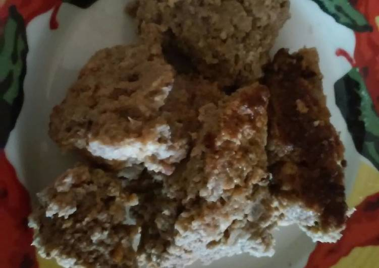 Recipe: Tasty Grandma's Meatloaf