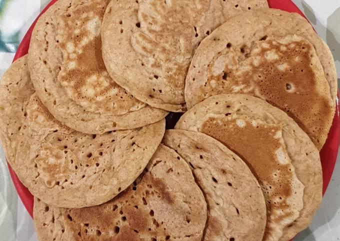 Pancakes végans tout moelleux