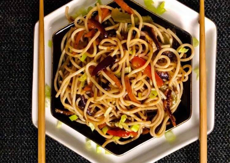 Hot Chilli Garlic Noodles