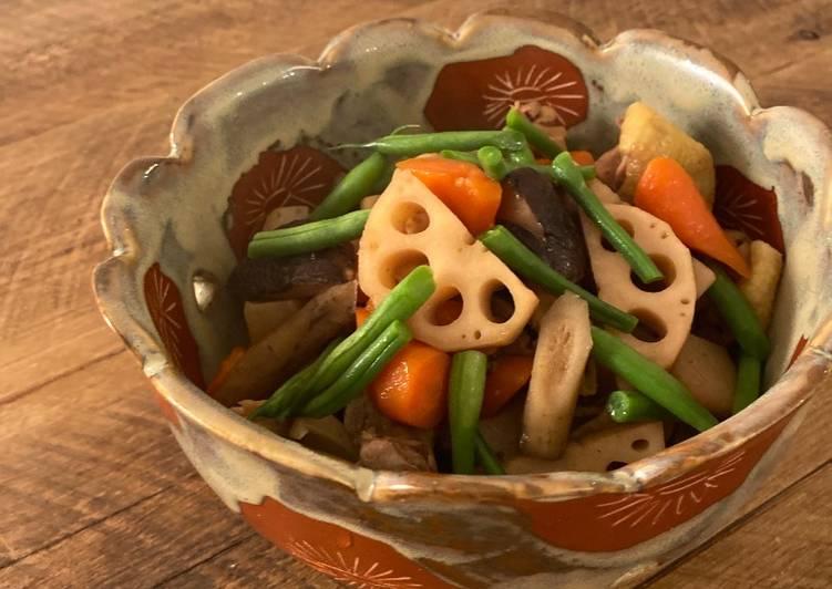 Hearty Comfort Dinner Ideas Speedy Iridori - braised chicken and vegetable-