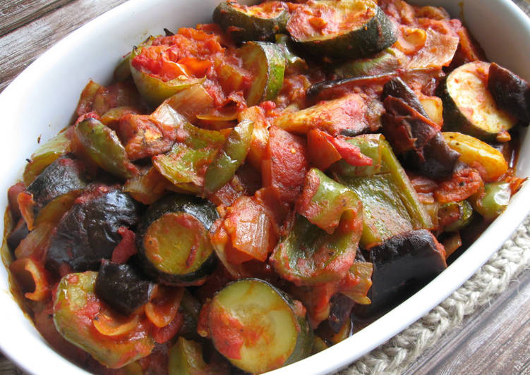 Step-by-Step Guide to Make Favorite Baked Vegetables