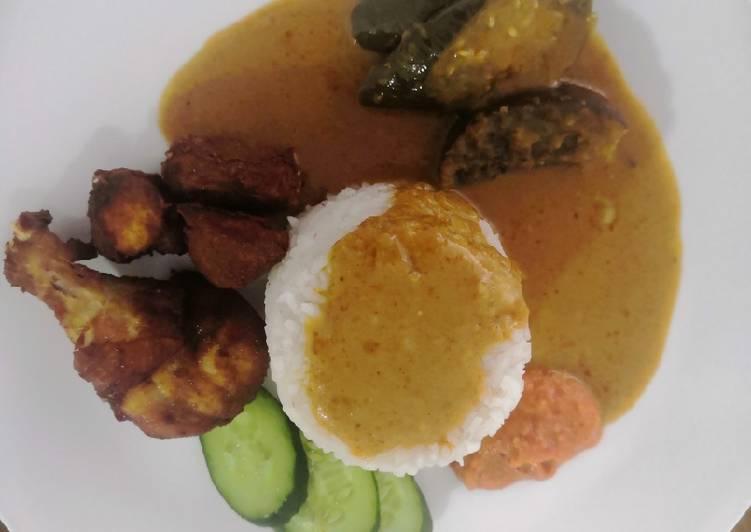 Ayam Goreng Kak Wok (Airfryer) - velavinkabakery.com
