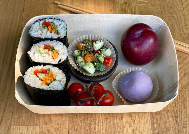 Recipe of Super Quick Homemade A Healthy Lunch Box