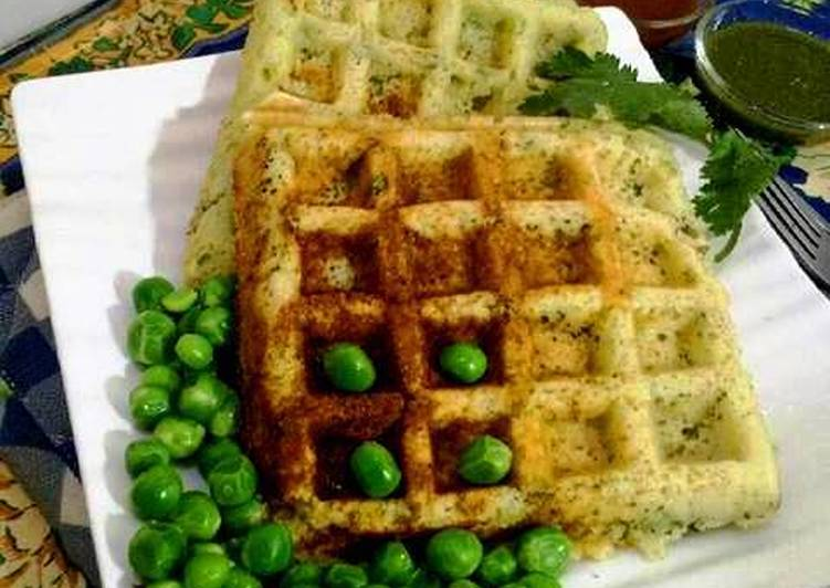 Healthy Snack(waffle)