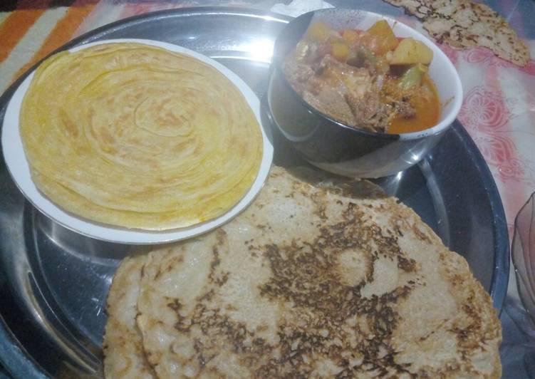 Lamb vegetables curry