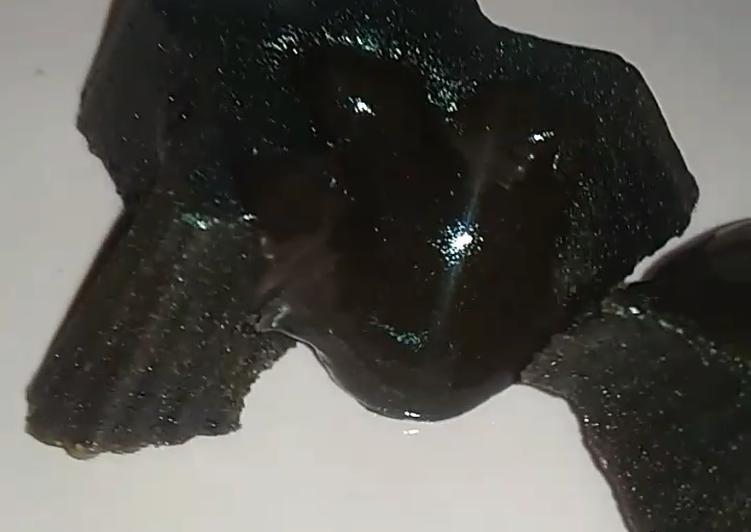 Cake lava dari drink beng beng! Manisnya kebangetan😝