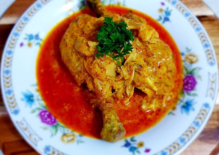 Chicken Curry (Kari Ayam) Finding Nutritious Fast Food