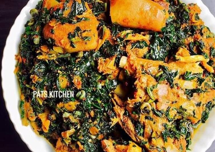 5 Things You Did Not Know Could Make on Edikang Ikong Soup
