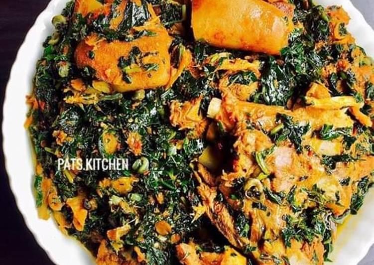 Edikang Ikong Soup, Finding Healthy Fast Food
