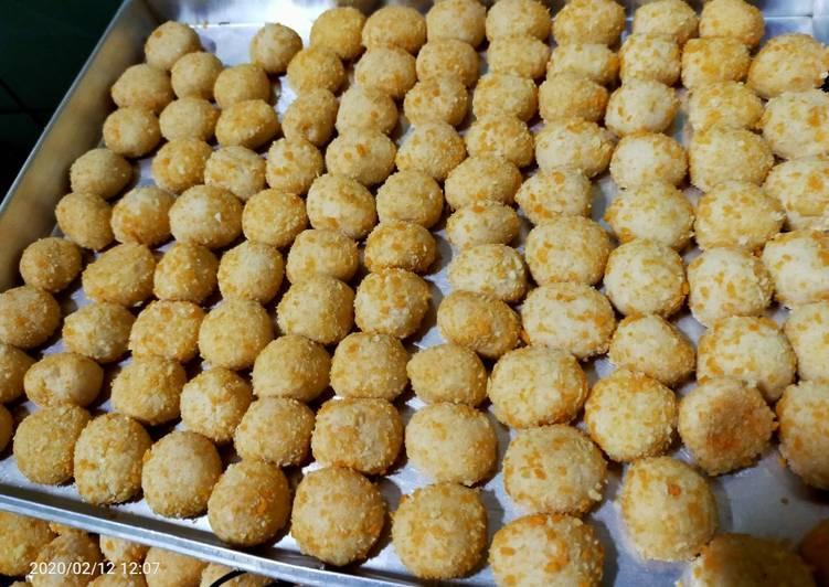 Janda genit ala(monde butter cookis) - cookandrecipe.com
