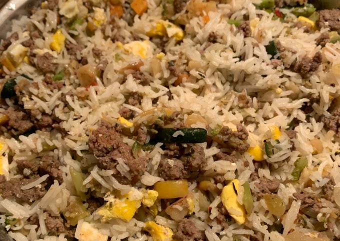 Cabin Fever Fried Rice