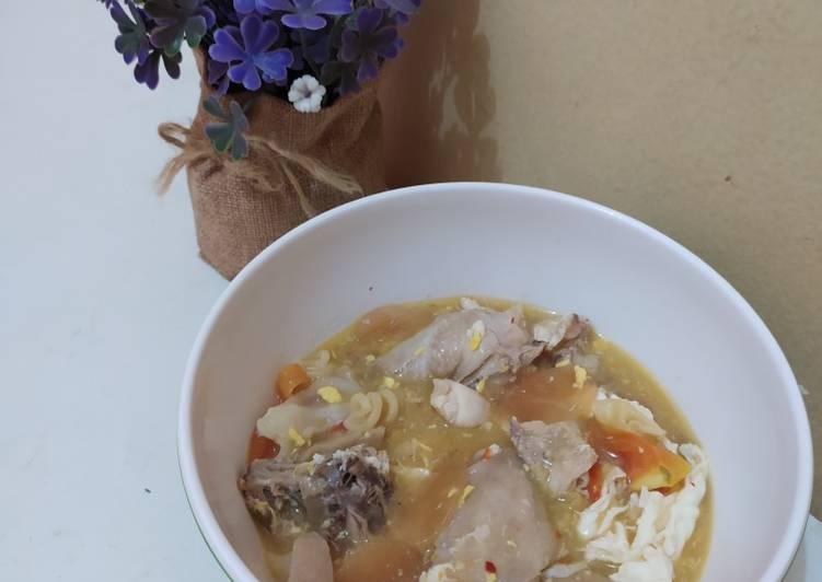 Resep Seblak Ayam Kuah, Menggugah Selera