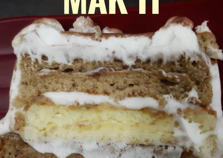 Cake lapis ekonomis