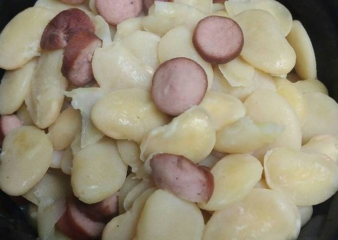 Dried Beans with Little Smokies