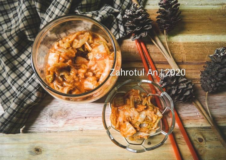 Kimchi Anti Gagal