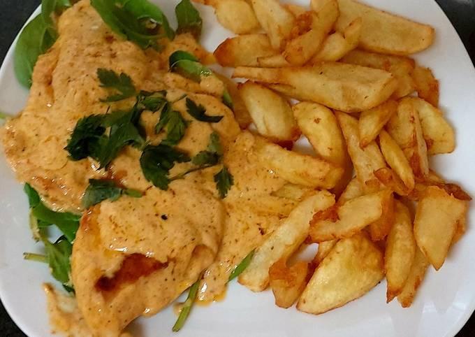 Chicken Lazone 🤩#Mainmeal