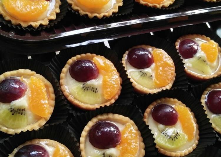 Resep Fruity Pie aka Pie Buah Bikin Jadi Laper
