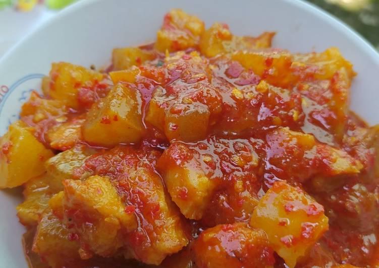 Resep Kikil Balado Oleh Dapoer Jadoel Tiaratrismal Cookpad