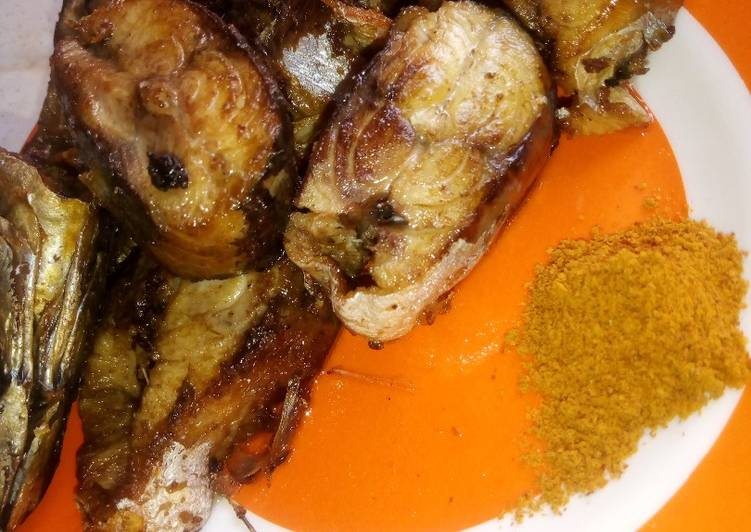 Recipe of Ultimate Fried fish 🎏