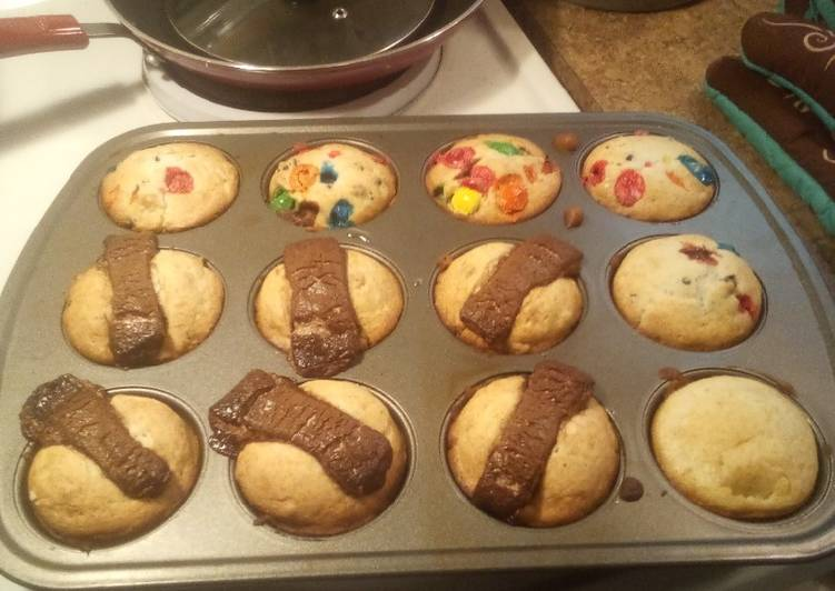 Steps to Prepare Award-winning Candied muffins