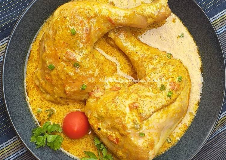 Kuku Paka (ayam disantenin dari Kenya)