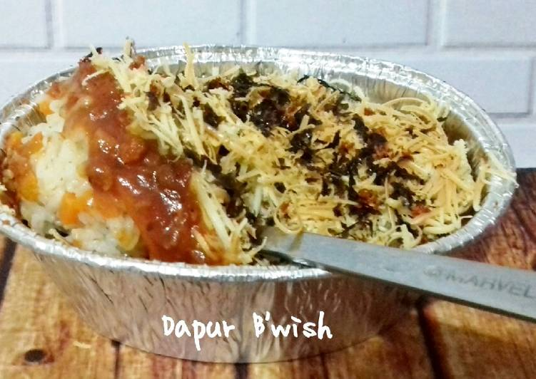 Resep Spicy Cheesy Bolognaise Baked Rice Oleh Dapur B Wish Cookpad