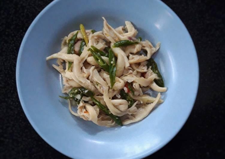 Resep Tumis Jamur Tiram Yang Bikin Ngiler Resep Masakan Mantul