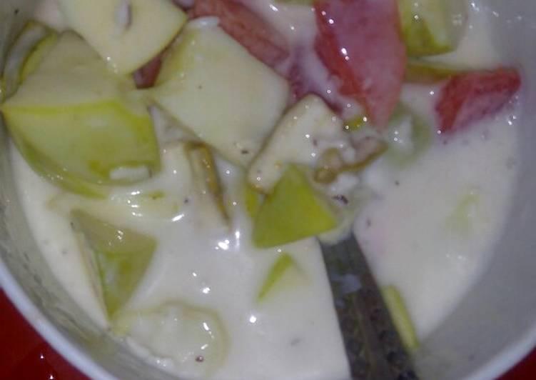 Yogurt mix