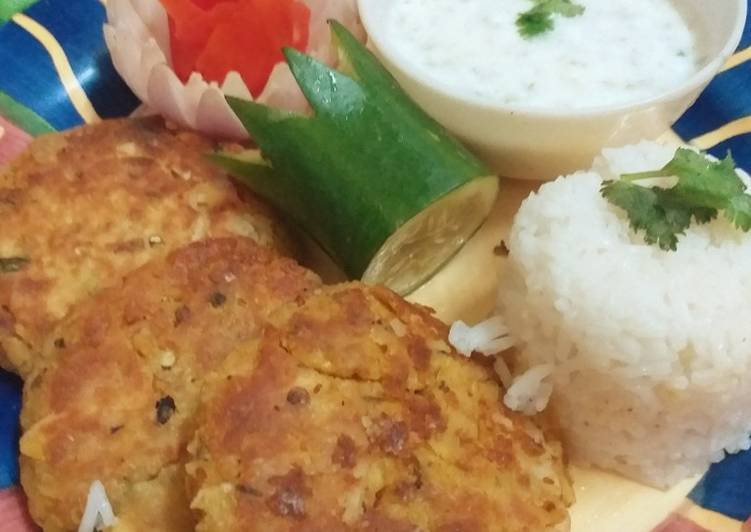 Recipe of Top-Rated Chicken Shami kabab