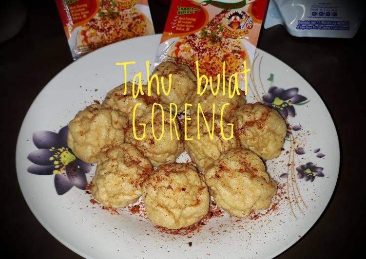Tahu bulat goreng bon cabe - cookandrecipe.com