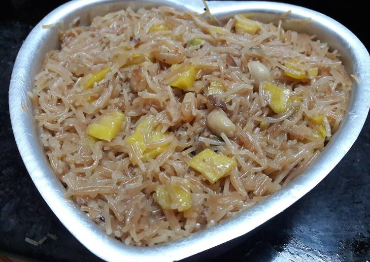 Easiest Way to Cook Tasty Jackfruit vermicelli kesari