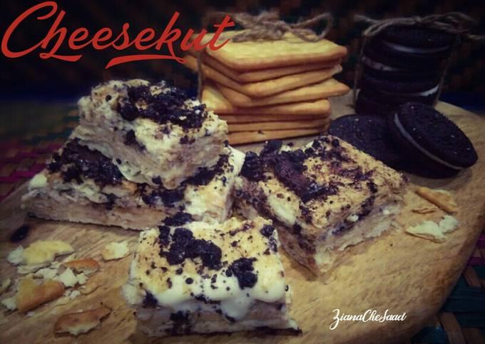 Cheesekut 3 rasa