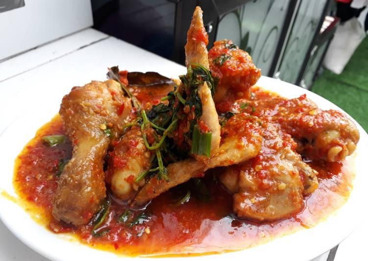Ayam Rica Daun Kemangi
