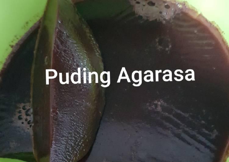 Puding Agarasa