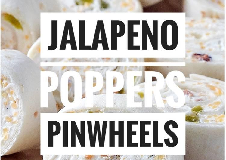 Jalapeno Poppers Pinwheels