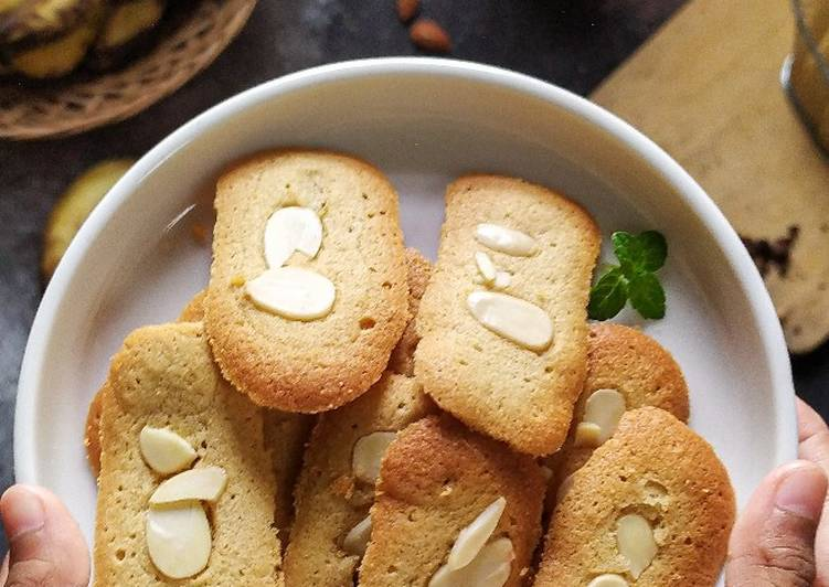 Lidah Kucing Almond Coffee