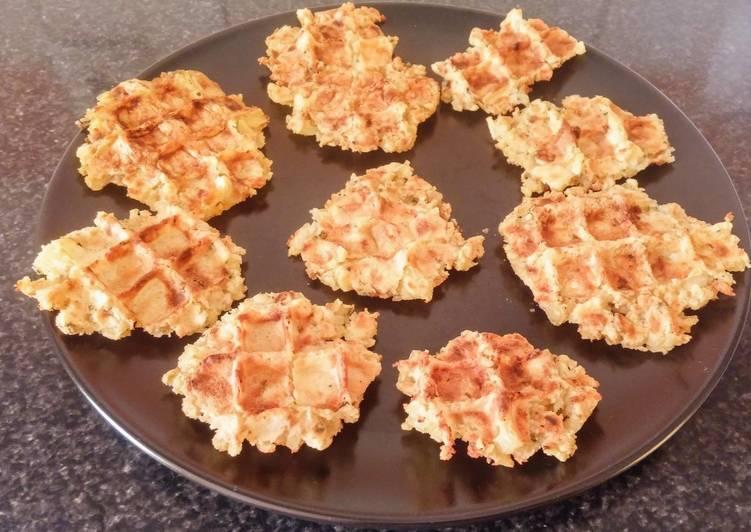 Gaufres de pommes de terre (vegan)