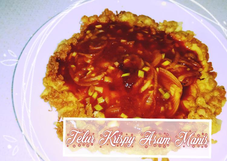 Fuyunghai / Telur Krispy Asam Manis