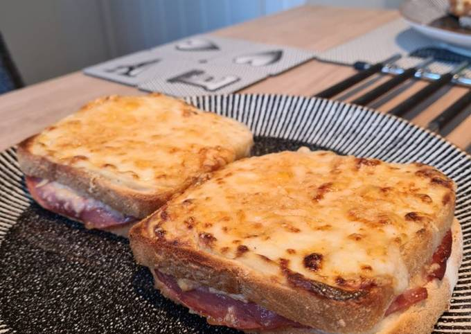 How to Make Tasty Croque Monsieur