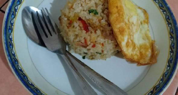Nasi Goreng Ayam Tanpa Kecap Alla Sept