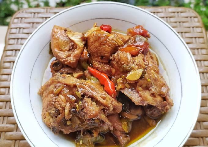 Ayam Kecap Sunda
