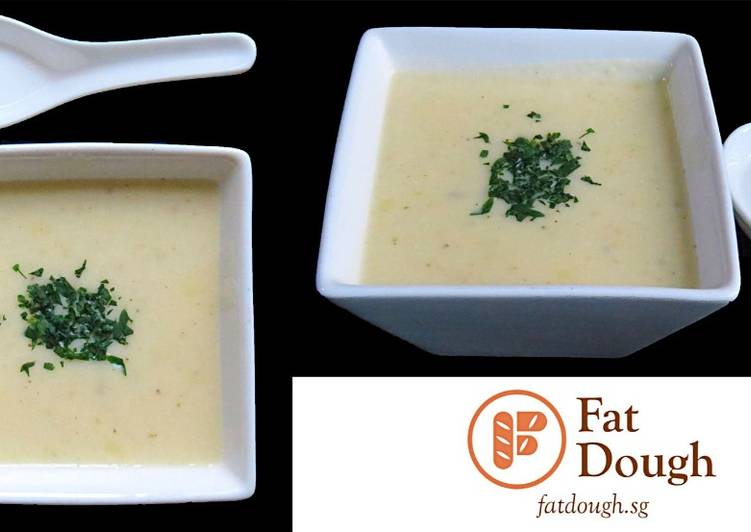 How to Make Award-winning Potato Soup