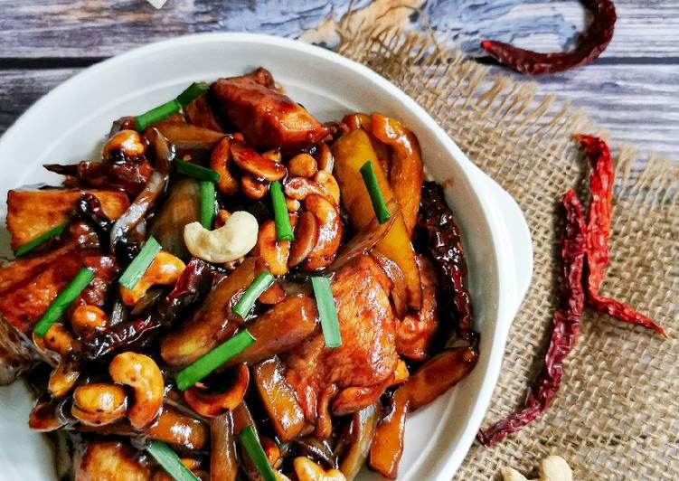 Ayam kung Pao - velavinkabakery.com