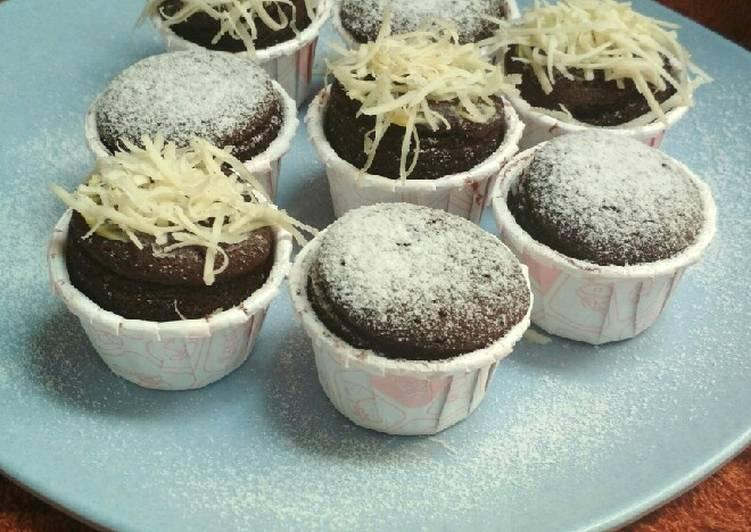 Brownies kukus amanda 😁