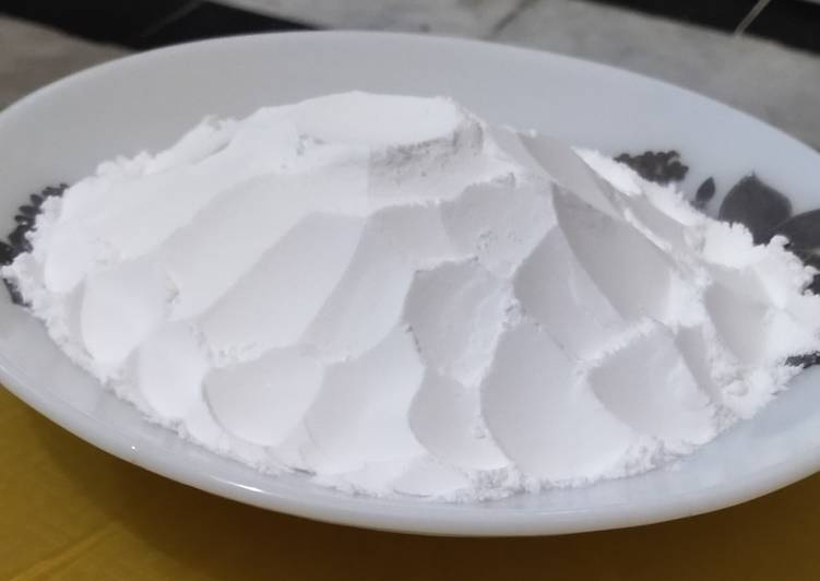 Step-by-Step Guide to Prepare Super Quick Homemade Homemade icing sugar