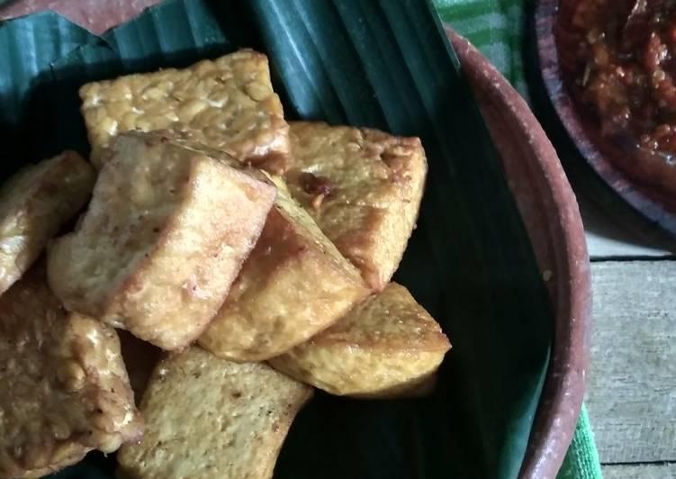 Resep Tahu Tempe Cemplung Oleh Yuni Kurniasih Cookpad